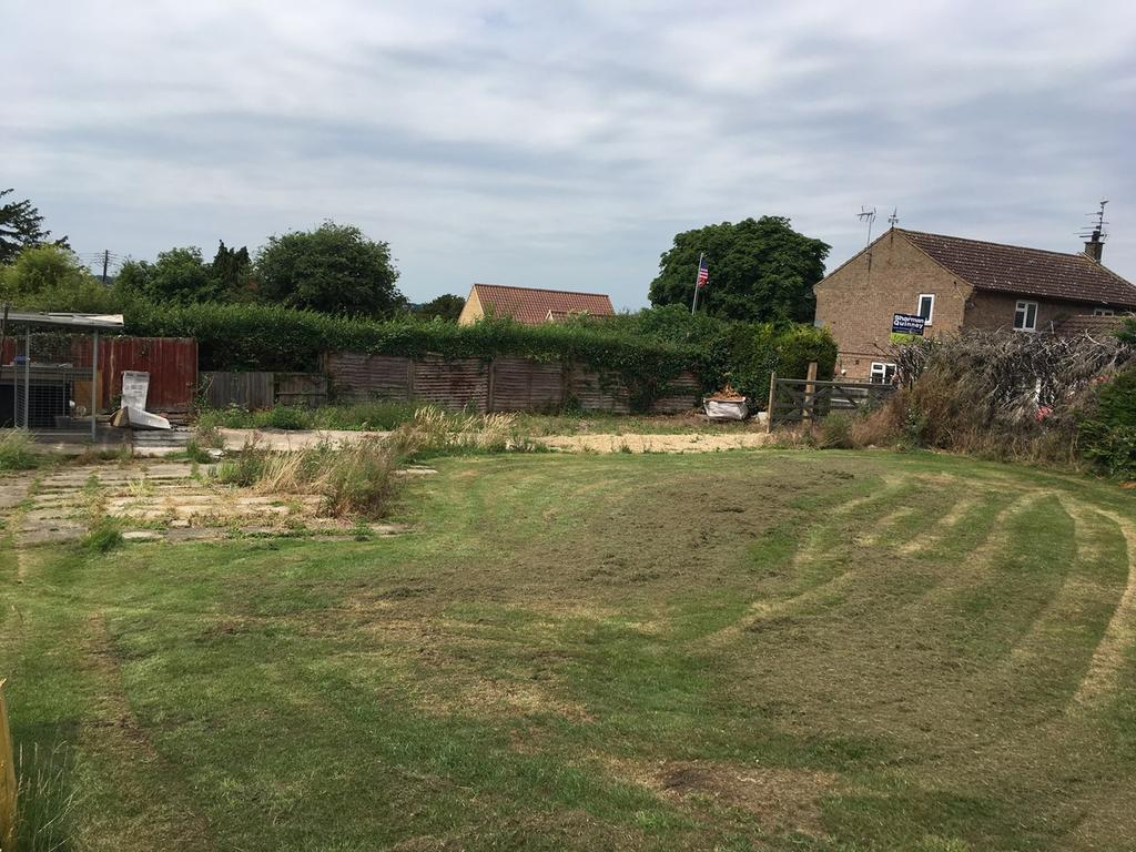 Plot Commercial for sale in Coronation Road, Corby Glen, Grantham, NG33