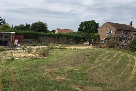 Plot for sale - Coronation Road, Corby Glen, Grantham, NG33