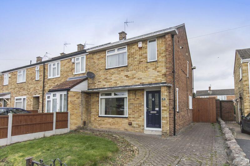 2 Bedrooms End Of Terrace House for sale in Crawley Road, Alvaston