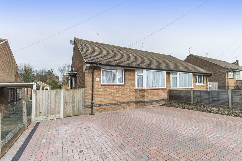 2 Bedrooms Semi Detached Bungalow for sale in Ravensdale Road, Allestree