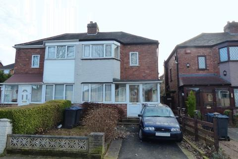 2 bedroom semi-detached house for sale - Courtenay Road, Birmingham
