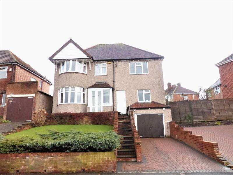 5 Bedrooms Detached House for sale in Plants Brook Road, Sutton Coldfield