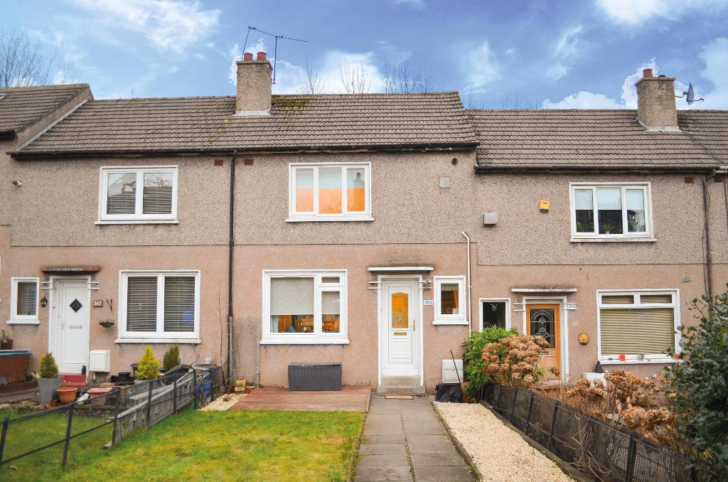 2 Bedrooms Terraced House for sale in Prospecthill Road, Mount Florida, Glasgow, G42 9XB