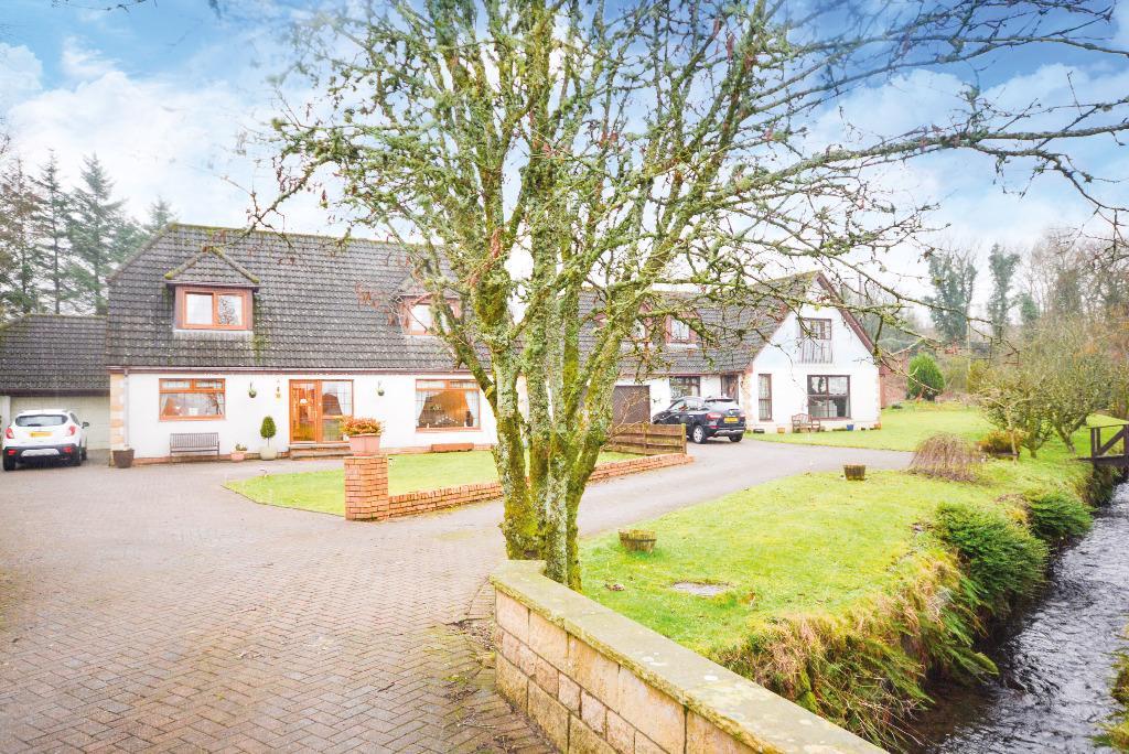 4 Bedrooms Detached House for sale in Allandale Crescent, Greenloaning, Dunblane, Fk15 0LR
