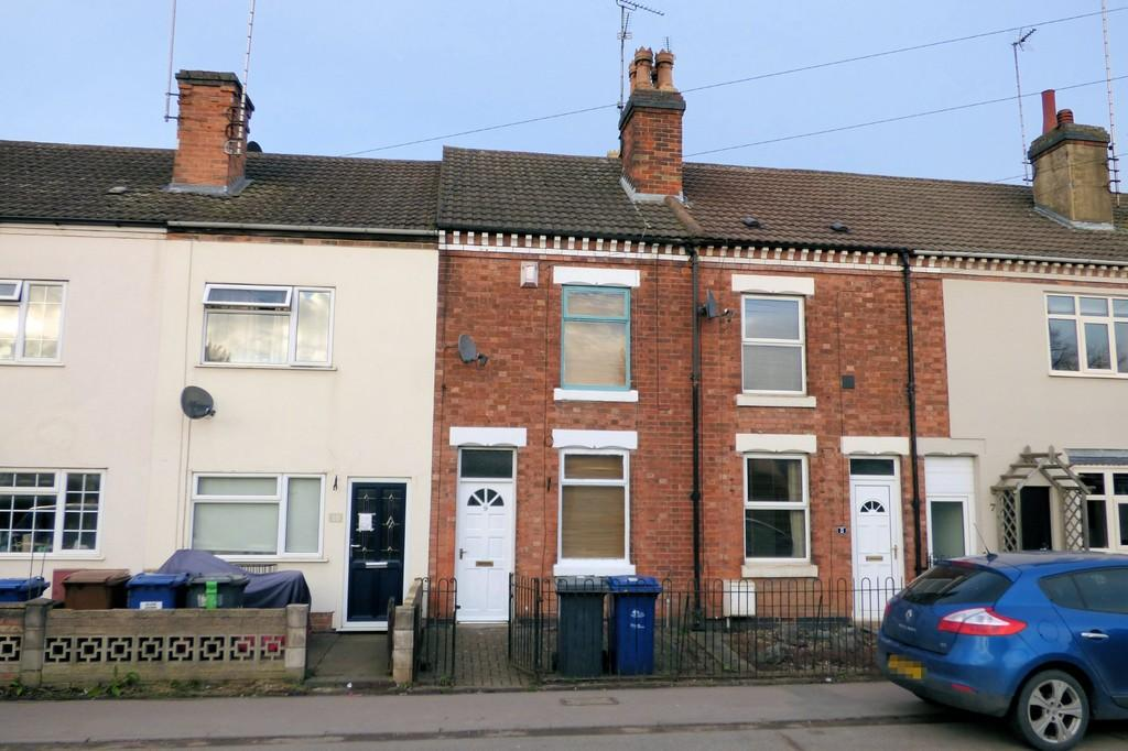 2 Bedrooms Terraced House for sale in Forest Road, Burton-on-Trent