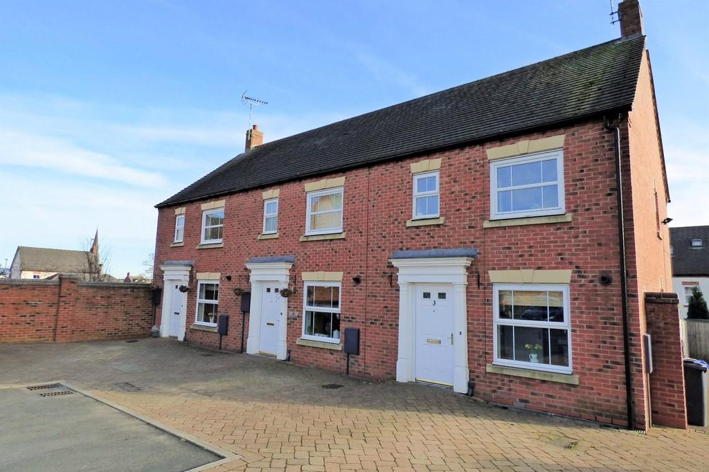 3 Bedrooms End Of Terrace House for sale in Auction Place, Uttoxeter