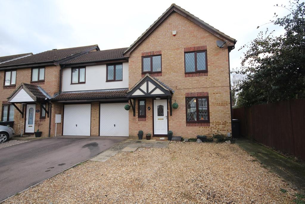 4 Bedrooms End Of Terrace House for sale in Bliss Avenue, Shefford, SG17