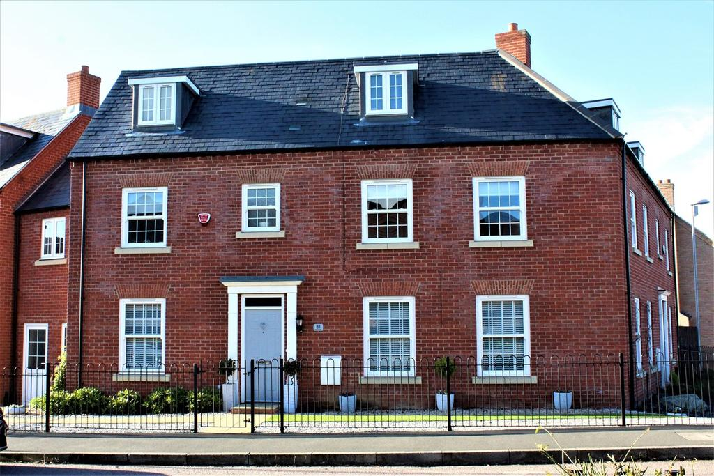 5 Bedrooms End Of Terrace House for sale in Valerian Way, Stotfold, Hitchin, SG5