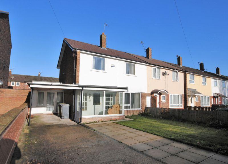 4 Bedrooms End Of Terrace House for sale in Twickenham Drive, Leasowe
