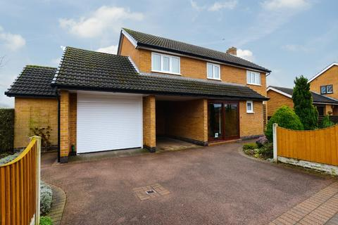 4 bedroom detached house for sale - Carrfield Avenue, Toton