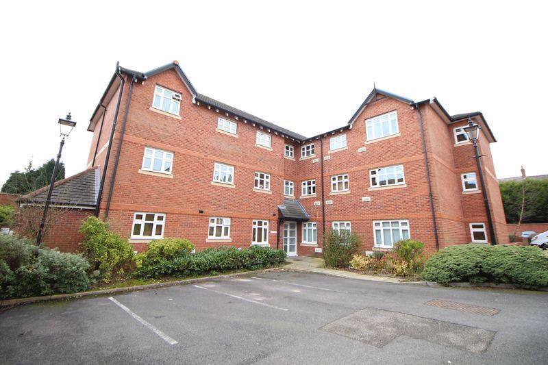 2 Bedrooms Apartment Flat for sale in Willow Court, Bebington
