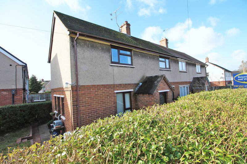 3 Bedrooms Semi Detached House for sale in Hampsons Grove, Wrexham