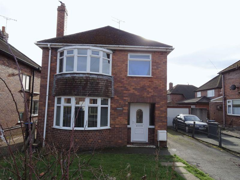 3 Bedrooms Detached House for sale in Henry Street, Wrexham