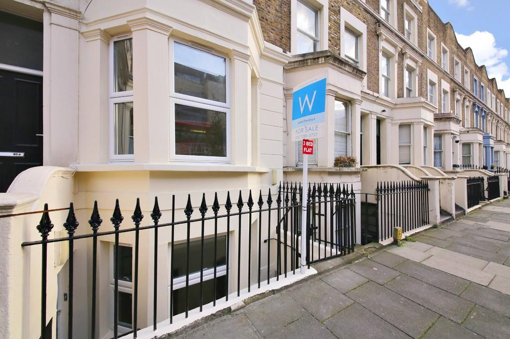 3 Bedrooms Apartment Flat for sale in Kilburn Park Road, Maida Vale NW6