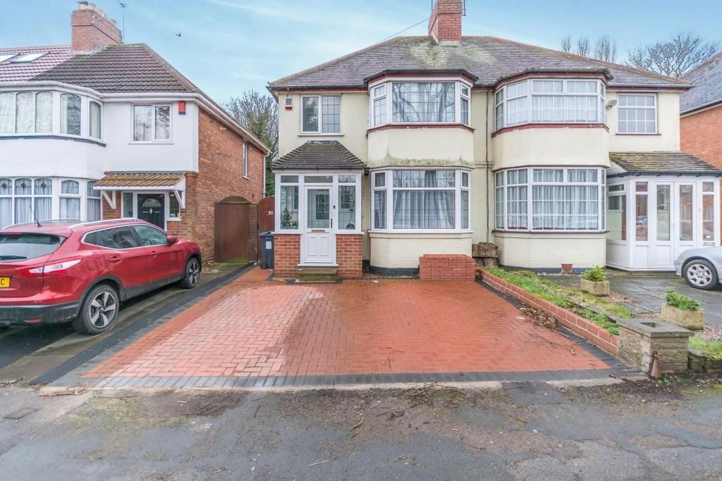 3 Bedrooms Semi Detached House for sale in Beeches Avenue, Acocks Green