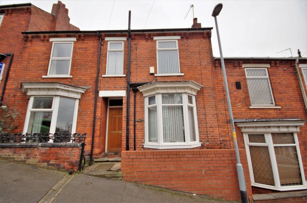 2 Bedrooms Terraced House for sale in Frederick Street, Lincoln