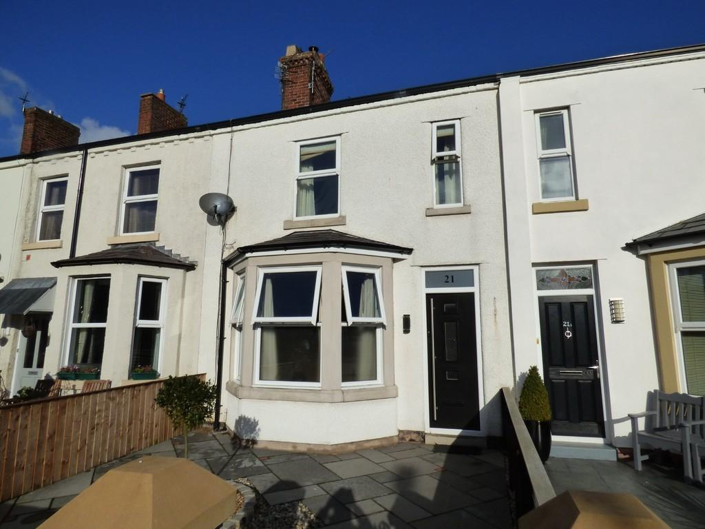3 Bedrooms Terraced House for sale in Victoria Street, Lytham St. Annes
