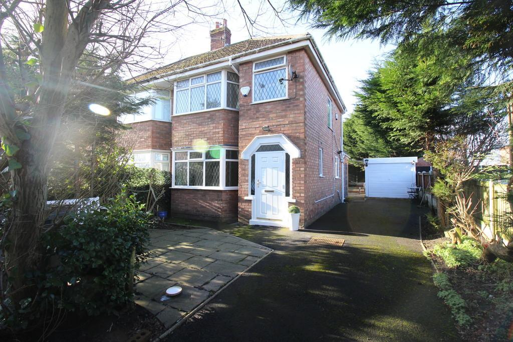 3 Bedrooms Semi Detached House for sale in Blackpool Road, Bispham