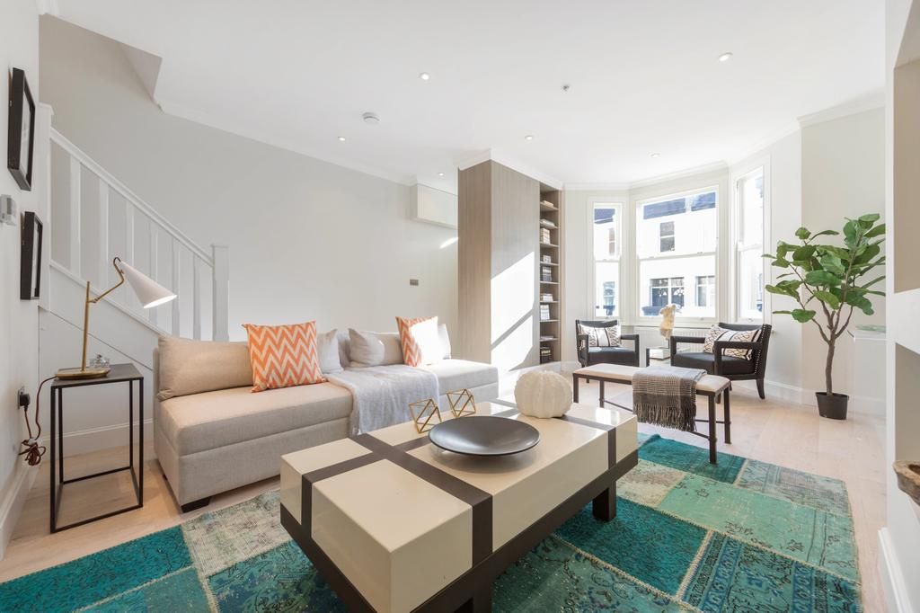 4 Bedrooms House for sale in Bronsart Road, London