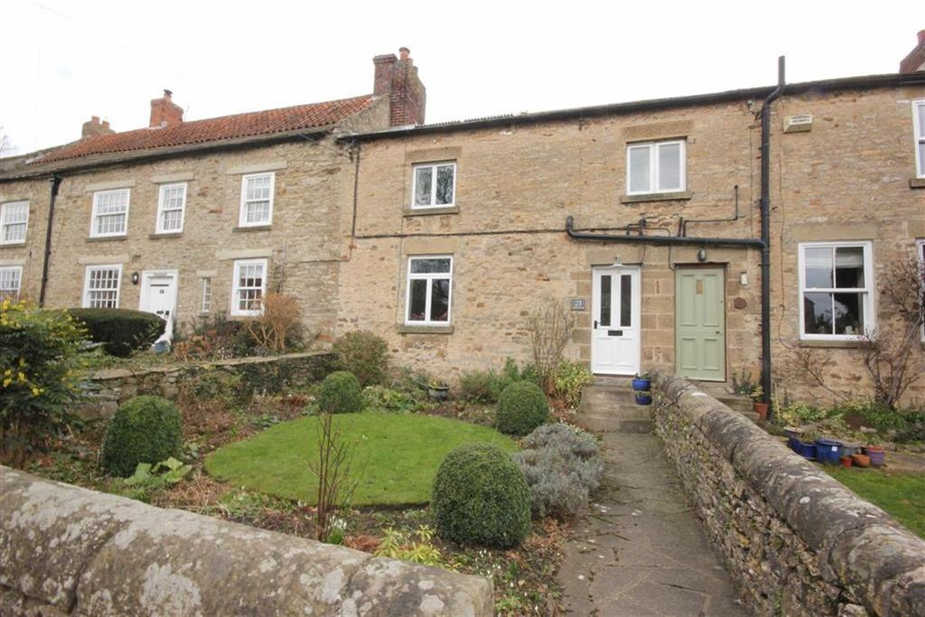 3 Bedrooms Terraced House for sale in Richmond Road, Skeeby, North Yorkshire
