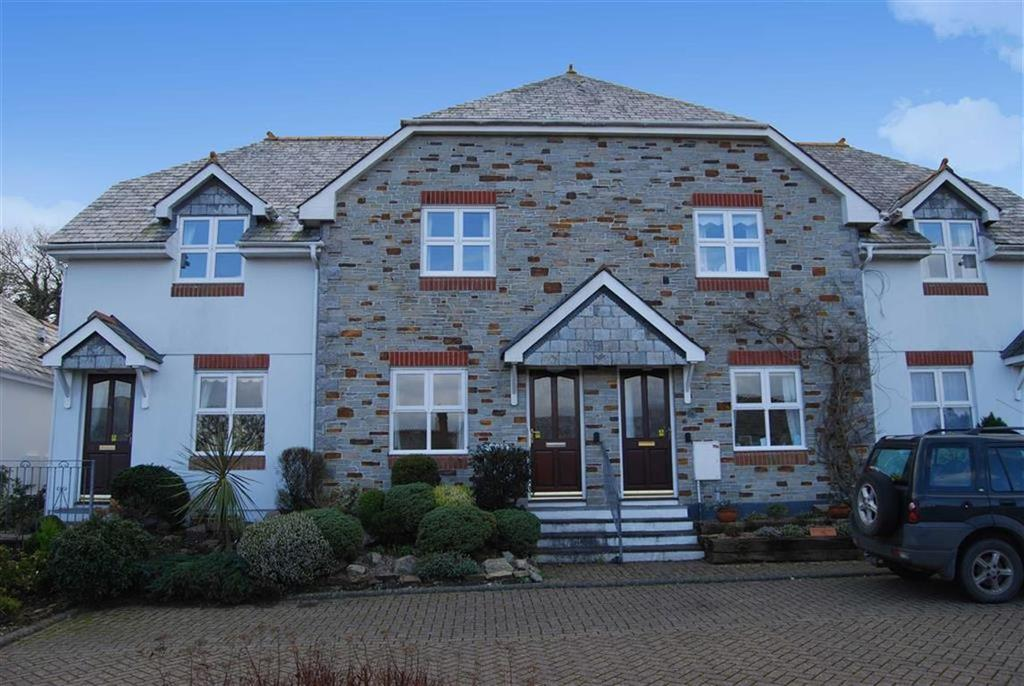 2 Bedrooms Semi Detached House for sale in Old School Court, Wadebridge, Cornwall, PL27
