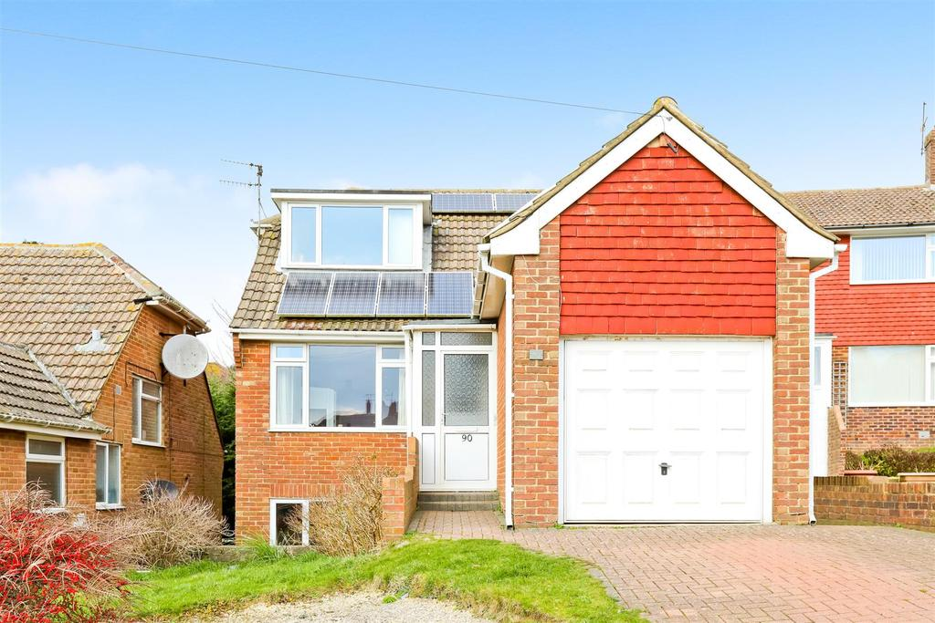 5 Bedrooms Detached House for sale in The Brow, Woodingdean, Brighton