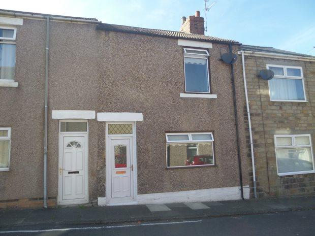 2 Bedrooms Terraced House for sale in STRATTON STREET, SPENNYMOOR, SPENNYMOOR DISTRICT