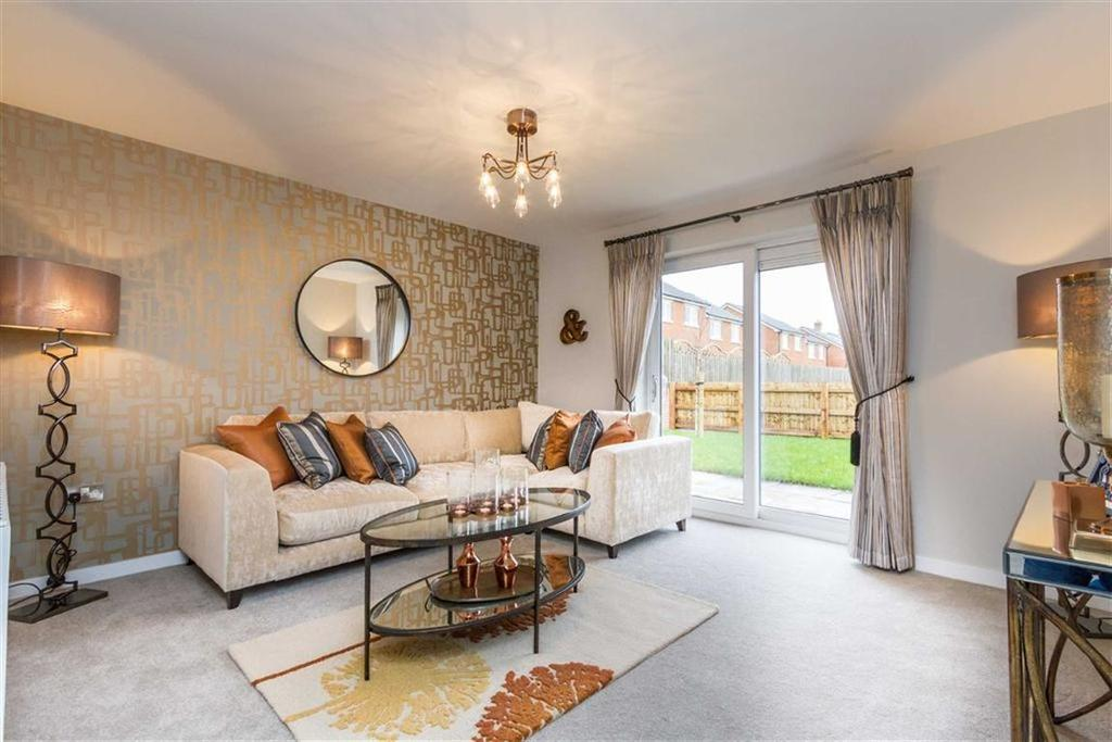 3 Bedrooms Town House for sale in Mill Gardens, Great Harwood, Lancashire