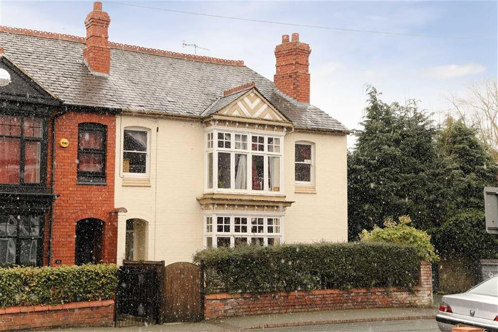 4 Bedrooms Terraced House for sale in Welsh Walls, Oswestry, SY11