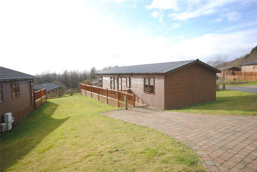 3 Bedrooms Mobile Home for sale in Westhay Moor, Cheddar Woods Resort and Spa, Axbridge Road, CHEDDAR, BS27