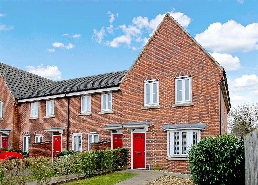 3 Bedrooms House for sale in Ormonde Close, Grantham