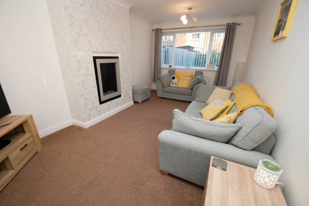 3 Bedrooms Terraced House for sale in Hopkins Walk, South Shields