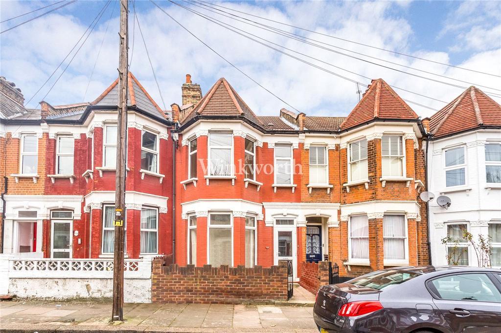3 Bedrooms Terraced House for sale in Woodside Gardens, Bruce Grove, London, N17