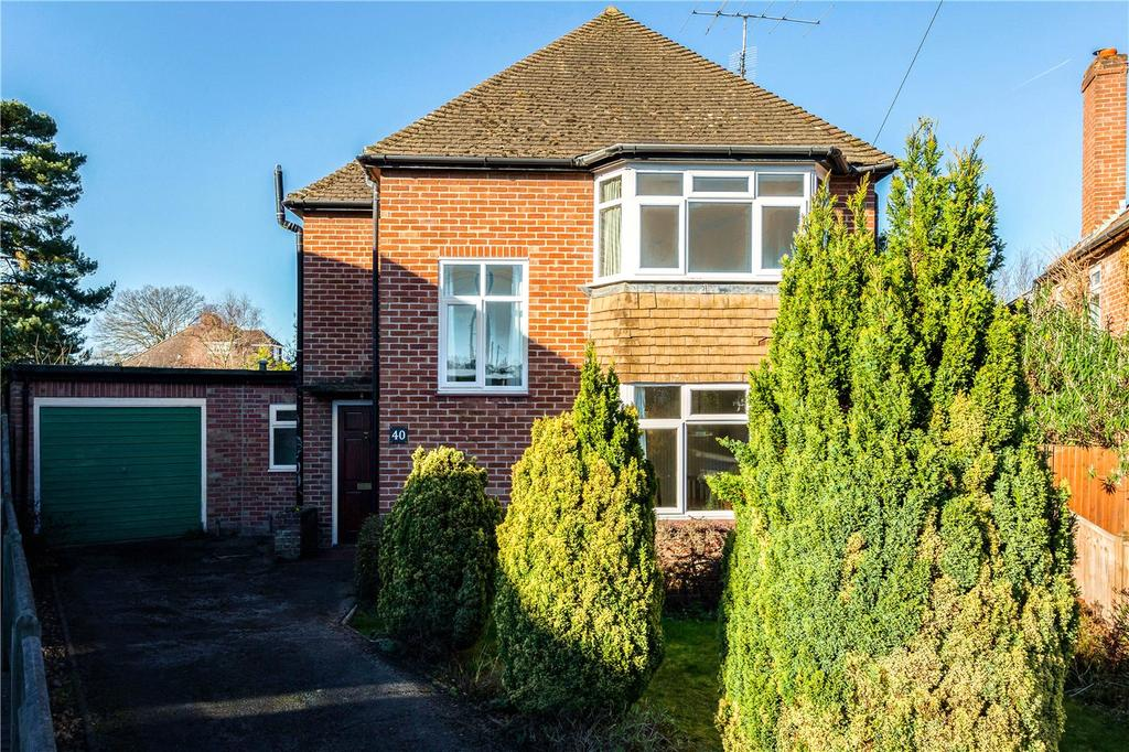 3 Bedrooms Detached House for sale in Bartlemy Close, Newbury, Berkshire, RG14