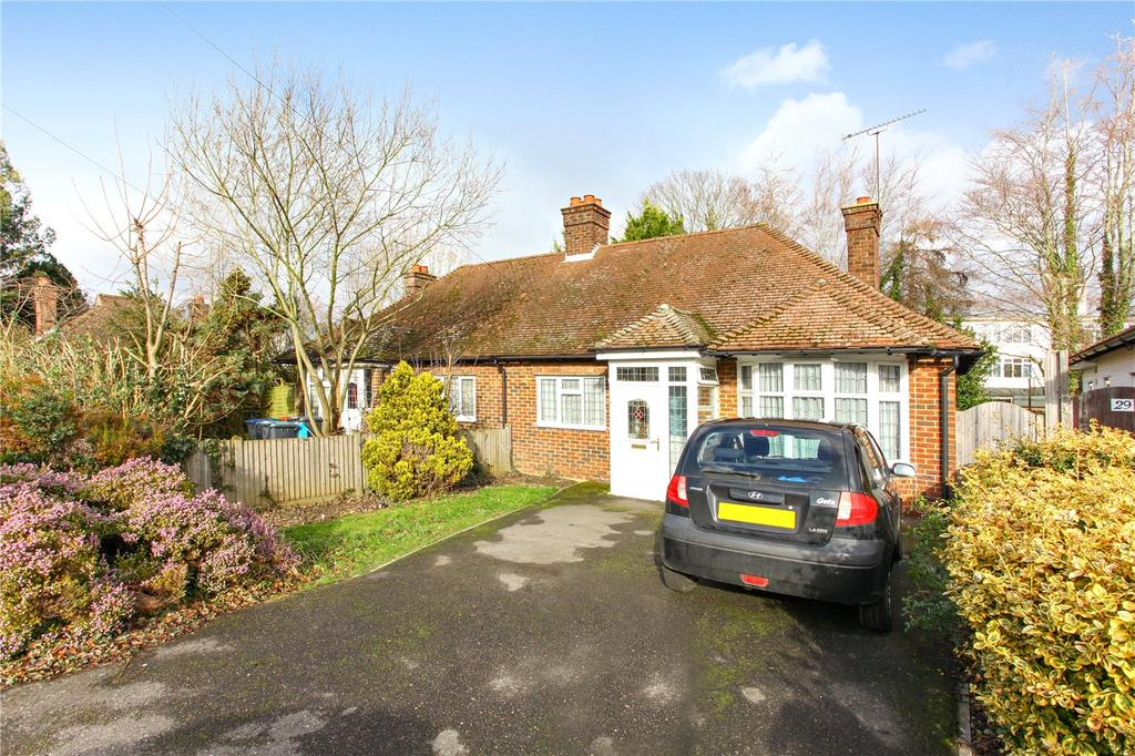 2 Bedrooms Detached Bungalow for sale in The Gap, Canterbury, CT1