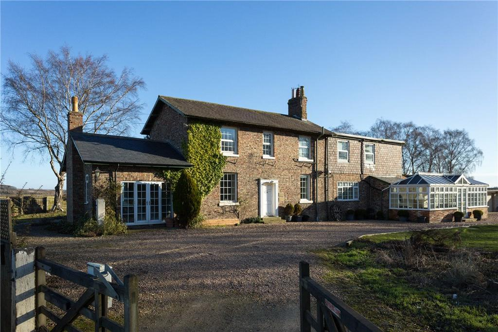 5 Bedrooms Detached House for sale in Hovingham, York, North Yorkshire, YO62