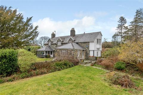 5 bedroom detached house for sale - Lon Ednyfed, Criccieth, Gwynedd, LL52