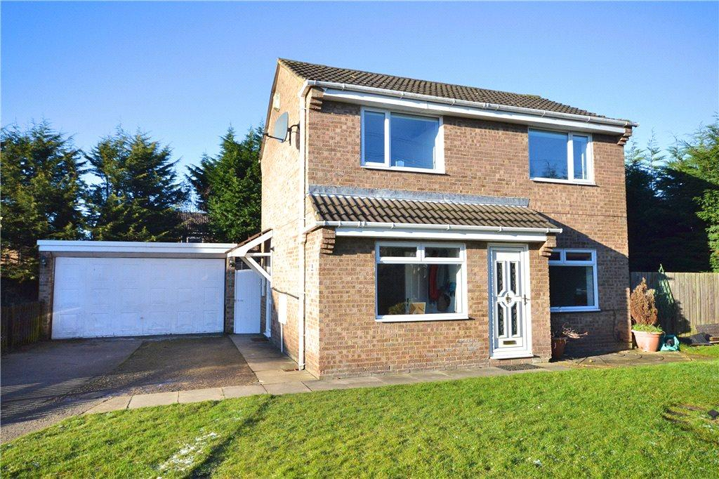 3 Bedrooms Detached House for sale in Knaith Close, Yarm, Stockton-On-Tees