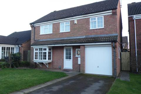 5 bedroom detached house to rent - Becket Way, Spinney Hill, Northampton
