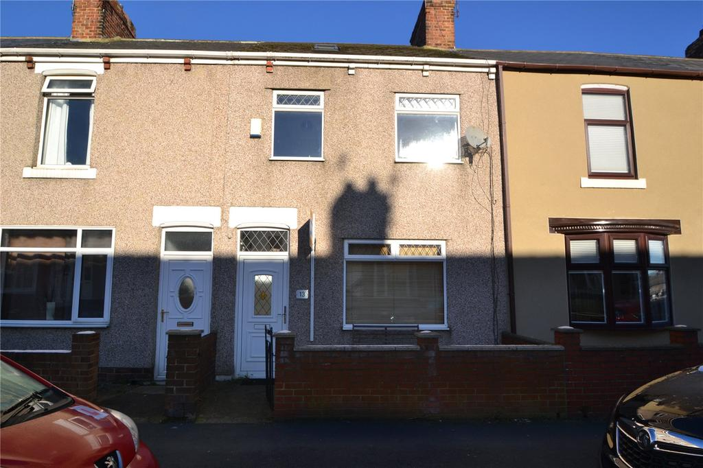 3 Bedrooms Terraced House for sale in South View, Trimdon Grange, Co.Durham, TS29
