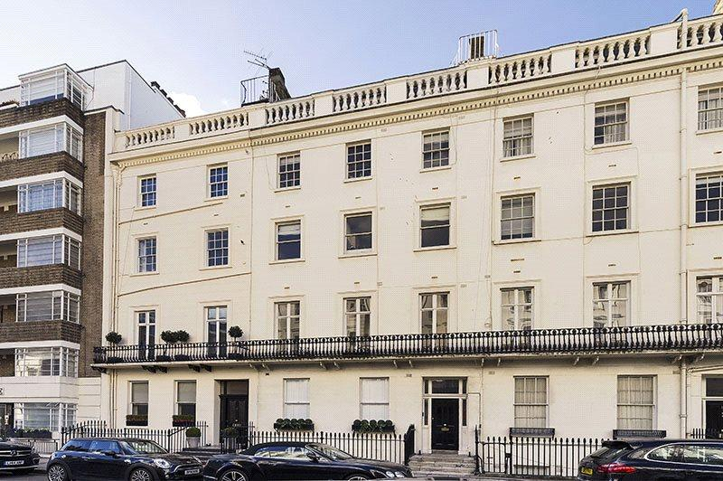 2 Bedrooms Apartment Flat for sale in Chesham Street, London, SW1X