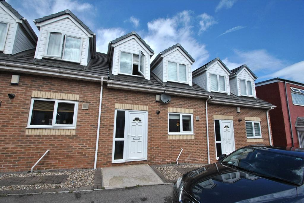 3 Bedrooms Terraced House for sale in Candlish Terrace, Seaham, Co.Durham, SR7
