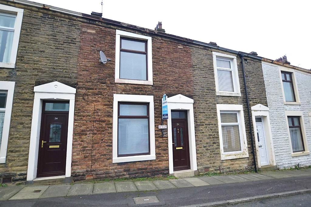 2 Bedrooms Terraced House for rent in Gladstone Street, Great Harwood, Blackburn, Lancashire, BB6