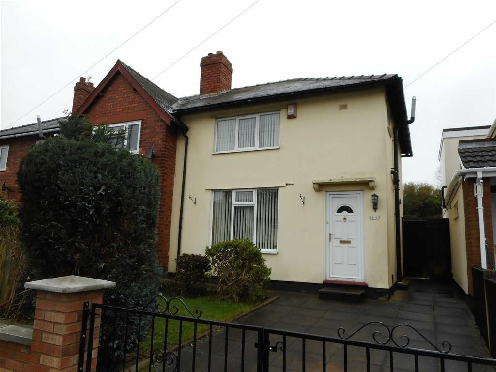 3 Bedrooms End Of Terrace House for sale in Stanley Street, Bloxwich, Walsall