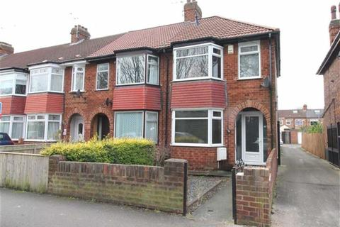 3 bedroom end of terrace house for sale - Kenilworth Avenue, Hull