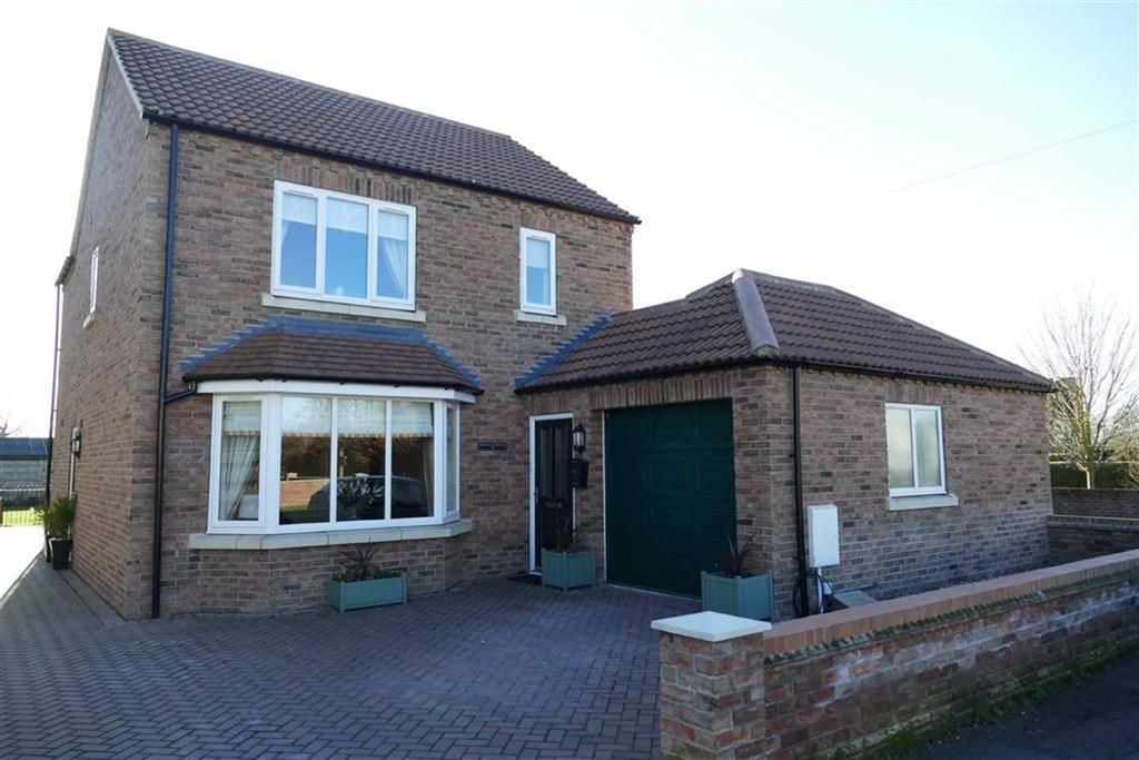 4 Bedrooms Detached House for sale in Holme Road, Market Weighton