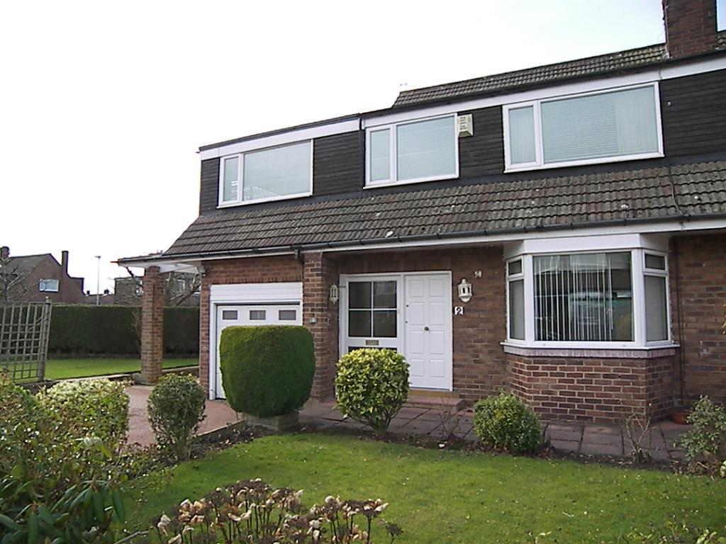 4 Bedrooms Semi Detached House for sale in The Turn, Loansdean, Morpeth