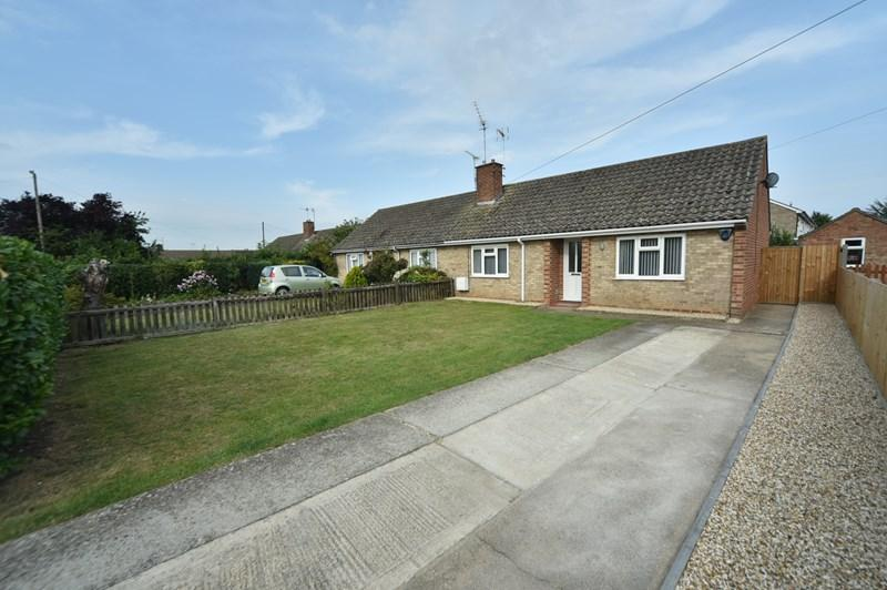 1 Bedroom Semi Detached Bungalow for sale in Wake Avenue, Mildenhall, Bury St. Edmunds