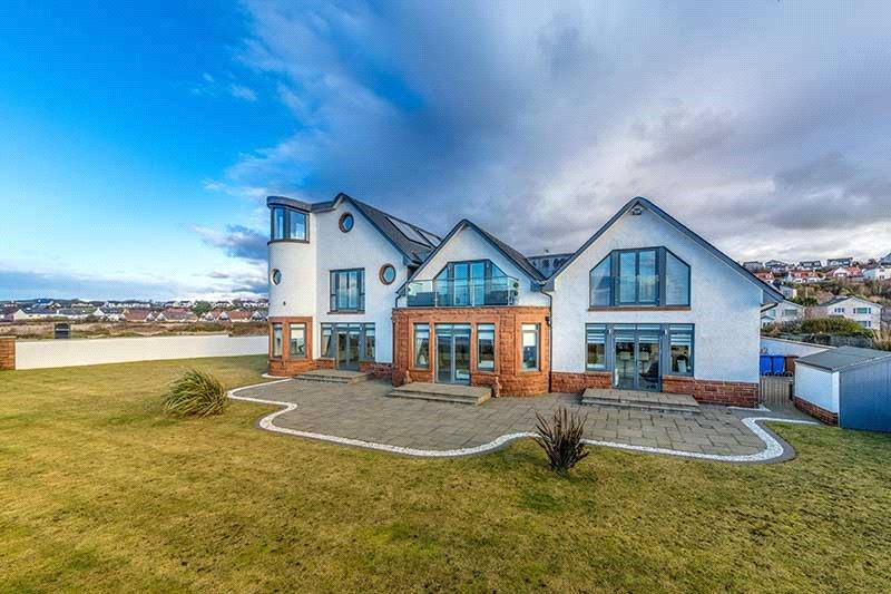 5 Bedrooms Detached House for sale in The Beach House, 18 Hyndman Road, Seamill, Ayrshire, KA23