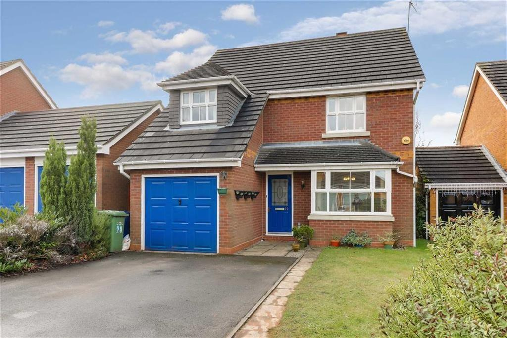 4 Bedrooms Detached House for sale in Watermint Close, Wimblebury, Staffordshire
